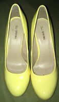 Call It SPRING - Yellow Pumps Size 7.5