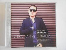 BENJAMIN SCHOOS : CHINA MAN VS CHINAGIRL [ CD ALBUM ] --> PORT GRATUIT