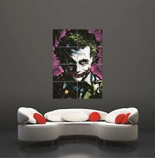 More details for stephen fishwick ha ha the joker movie new giant wall art print poster