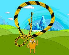 Adventure Time Jake charm friendship bracelet (BMO, Finn, Jake etc) FREE P&P!