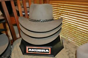Akubra Stockman size 55 or 56