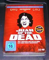 JUAN OF THE DEAD MEDIABOOK COLLECTORS EDITION BLU-RAY + DVD NUEVO Y EMB. ORIG.