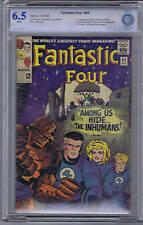 Fantastic Four #45  Marvel 1965 CBCS 6.5 (FINE +) 1st app Inhumans