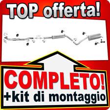 Scarico Completo SEAT IBIZA III (6L) 1.4 86CV Marmitta +Tubo R77A