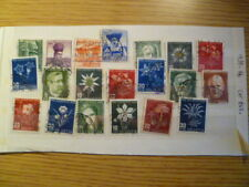 Switzerland Pro-Juventute 1939-46 £65+ catalogue value - Ref GA20