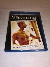 Memento (Blu-ray Disc, 2011) Blu-ray Dvd Out Of Print Rare Dvd Oop