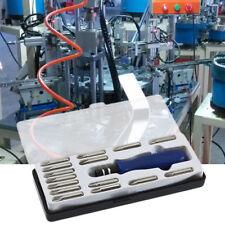 16pc Screwdriver Torx T5 T6 T8 T10 T15 Bit Removing Tool Kits Screw Driver Set F