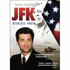 JFK: Reckless Youth (DVD, 2010)