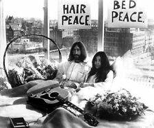 JOHN LENNON & YOKO ONO UNSIGNED PHOTO - 5051