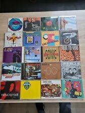 CD Sammlung: 60x Maxi CDs Sampler 90er Dance  im Gutem Zustand!!