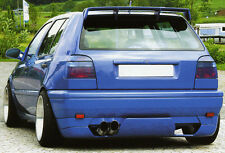 VW GOLF Mk3 REAR DIFFUSOR by MATTIG TUNING (last one) Golf 3 Mattig Heckdiffusor