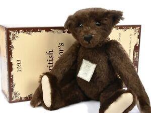 Steiff teddy bear 1907 replica 24 Inches MINT.