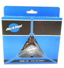 Park Tool AWS-15 Three-Way Bicycle Allen Hex Y-Wrench Set Bike Tool 4mm 5mm 6mm