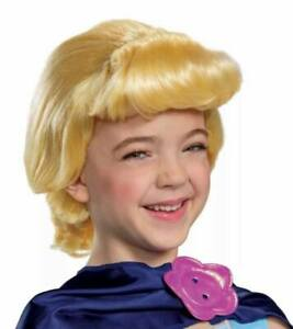Bo Peep - Toy Story 4 - blonde wig by Disguise - size child 3+ - NEW