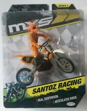 MXS Santoz Racing #31 Moto EXTREME SPORTS Series 2 Bike And Rider