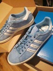 Adidas Originals x Human Made Campus Light Blue Size 10