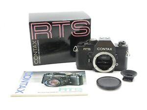 Contax RTS SLR Spiegelreflexkamera OVP