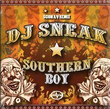 DJ SNEAK - Southern Boy - (5 Track Promo CD) - Jesse Rose / Radio Slave Mixes