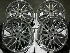 "19"" SPL 190 ALLOY WHEELS FOR HONDA NSX S2000 SABER SHUTTLE STEPWAGON SMX 114"