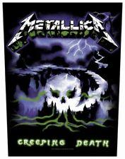 METALLICA - Rückenaufnäher Backpatch Creeping Death