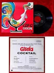 EP Gisela: Cocktail (Science & Art 515) D