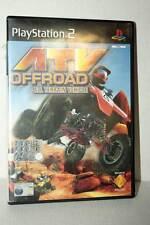 ATV OFFROAD ALL TERRAIN VEHICLE PS2 USATO OTTIMO STATO 18708