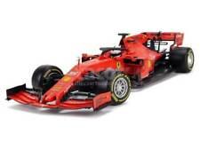 Articoli di modellismo statico Ferrari in metallo bianco