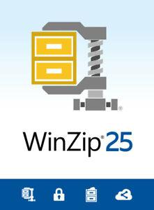 WinZip 25 Standard 1-PC DEUTSCH, Download