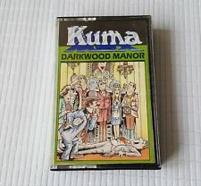 MSX Game - Darkwood Manor - Kuma