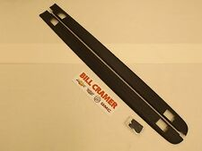 """17802474 2007-2013 GMC Sierra OEM Bed Rail Protectors for 6'6"""" Beds NEW"""