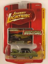 Johnny Lightning Muscle Cars 1964 '64 Ford Fairlane Thunderbolt R16 Diecast 1/64