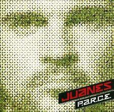 Juanes : P.A.R.C.E. Latin Pop/Rock 1 Disc Cd