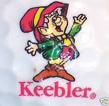(1) Keebler Elf Cookies Logo Golf Ball (Two Hands In Air)