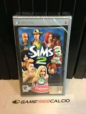 THE SIMS 2 - SONY PSP - NUOVO SIGILLATO NEW