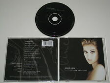 CELINE DION LET'S TALK ABOUT LOVE(COLUMBIA COL 489159 2) CD ALBUM