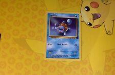Pokemon Base Set Team Rocket Squirtle Card 68/82 Mint Pack Fresh WOTC 1999