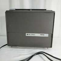 Bell & Howell 456A Autoload 8MM  Super 8 Portable Movie Projector For Parts Only