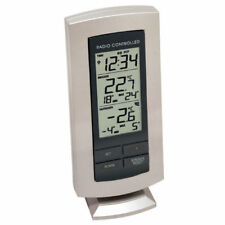 FUNK-TEMPERATURSTATION THERMOMETER TECHNOLINE WS 9140 IT FUNK-UHR INKL. SENDER