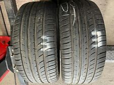 285 45 19 CHURCHILL 111Y 7MM X2 NO PUNCTURES BMW X5