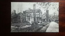 Ascott House, Leighton Buzzard - old postcard