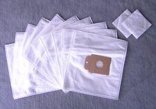 10 Staubsaugerbeutel für Siemens Big Bag 3 L VS 01 E 000 - 999, +2 Filter