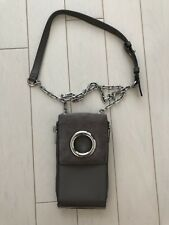 Alexander Wang Attica Crossbody Wallet On Chain
