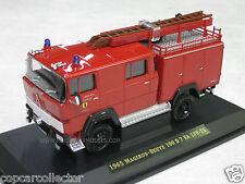 Lucky Diecast 1/43 1965 Magirus-Deutz 100 D7FA LF8-TS Firer Truck   43017