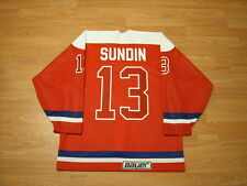 AUTHENTIC PRO BAUER MATS SUNDIN NHLPA SPECIALTY ROAD JERSEY, MAPLE LEAFS