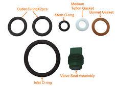 Scuba Tank Valve Rebuild Kit Spare Part Service Kit for Din/Yoke Type # KIT-DK2