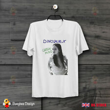 Dinosaur Jr Green Mind Smoking Girl Rock music Vintage  Unisex T Shirt  Top B622