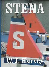 Stena Group Fleet History by Harvey Merchant Shipping Line NEW
