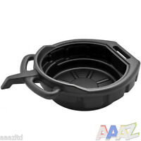 OIL COOLANT & GEARBOX FUEL DRAIN PAN TRAY 16 litre capacity bucket