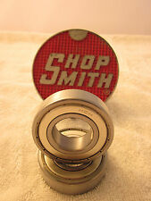 Shopsmith Poly V or Gilmer Drive Bearings