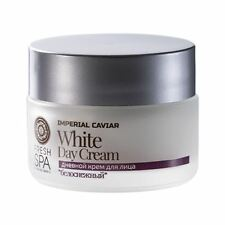 Natura Siberica Fresh Spa Imperial Caviar Rejuvinating White Day Face Cream 50ml